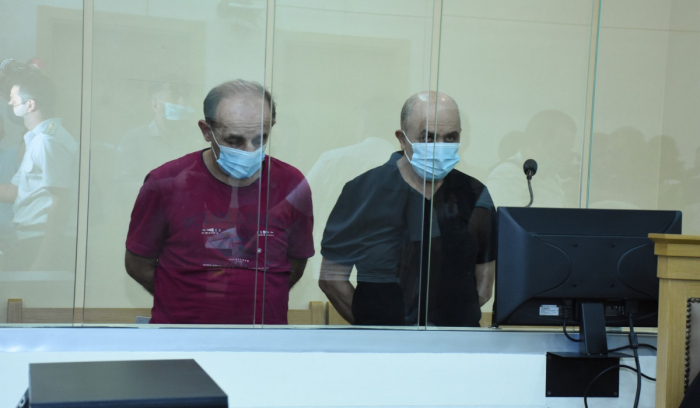 Trial of Armenian militants who tortured Azerbaijani captives proceeds in Baku