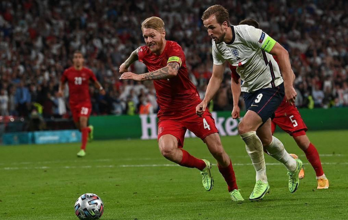England edges out Denmark to take on Italy in 2020 Euro Cup final