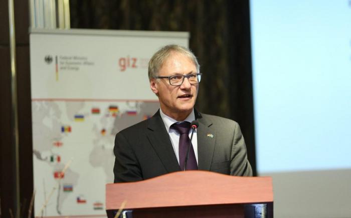 Azerbaijani IDPs appeal to German ambassador over pollution of Okhchuchay River