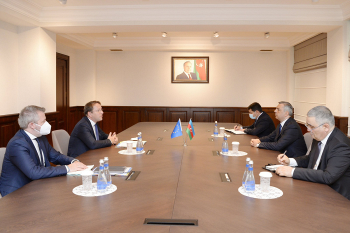 Head of Azerbaijan