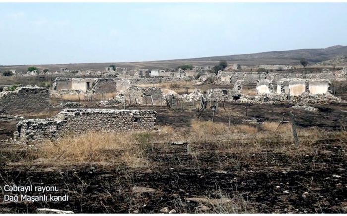 Azerbaijan MoD shares new   video   from Jabrayil district