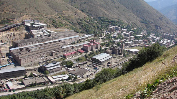 Investigations continue at the plant that pollutedOkhchuchay River