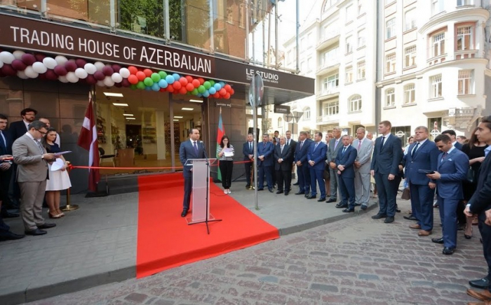 Azerbaijan's Trade House in Kazakhstan building co-op with Turkish enterprises