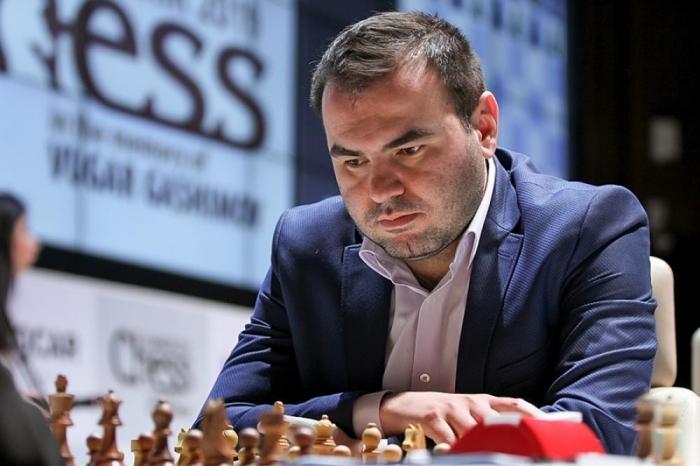 Shahriyar Mammadyarov defeats Garry Kasparov in Croatia Grand Chess Tour