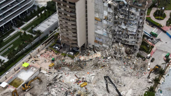 Death toll in Florida condo collapse hits 86 as 43 remain missing