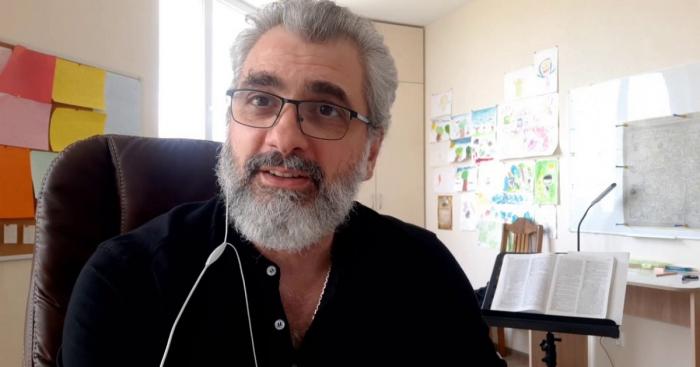 Historiador ruso de origen armenio expone historia falsa de Armenia-  VIDEO