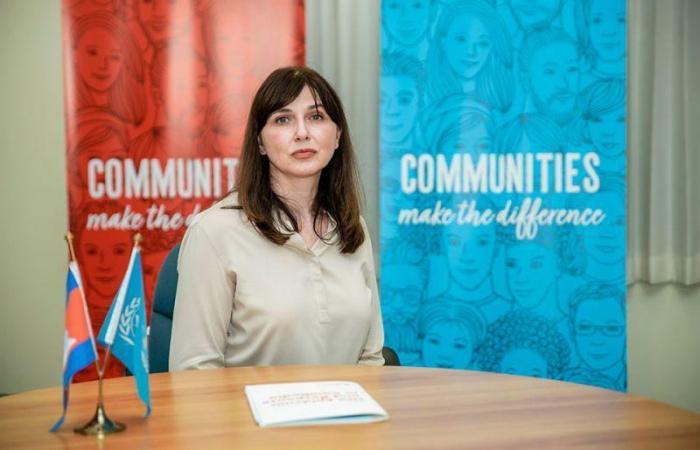 UN Resident Coordinator arrives in Baku
