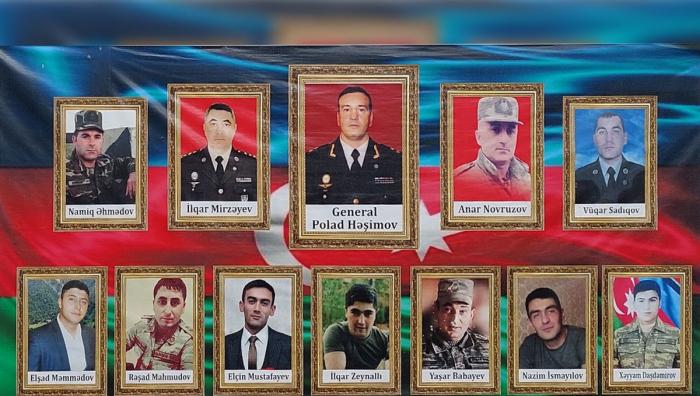 Pasa un año desde las batallas de Tovuz