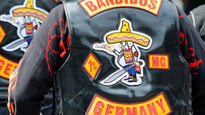 Deutschland verbietet Rockergruppe Bandidos West Central