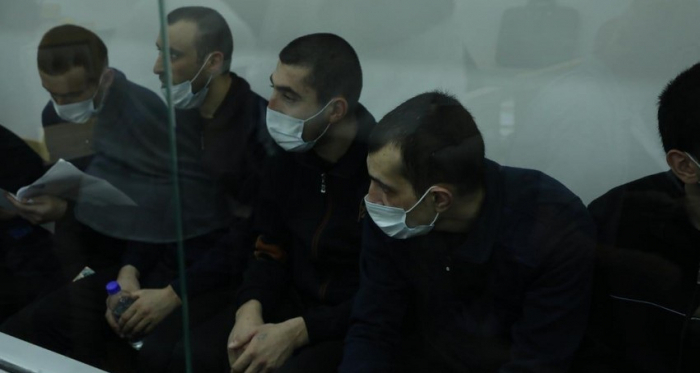 Trial of Armenian terrorist group members in Baku Court for Grave Crimes suspended