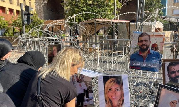 EU prepares sanctions against Lebanon leaders a year after Beirut blast