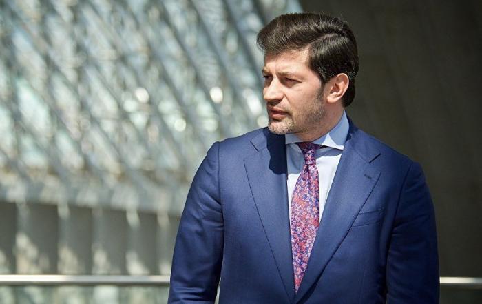 Tbilisi Mayor Kaladze to visit Baku