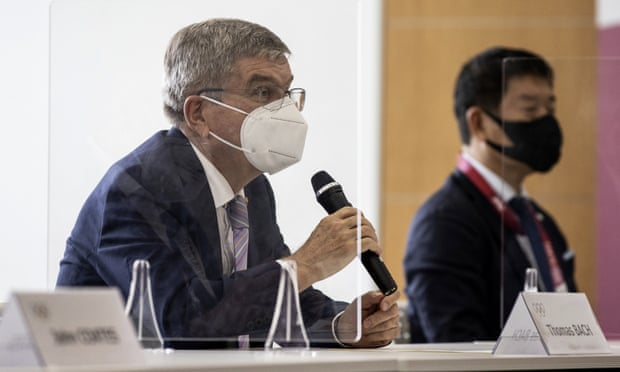 Olympics chief mixes up Japanese and Chinese at Tokyo Games presser