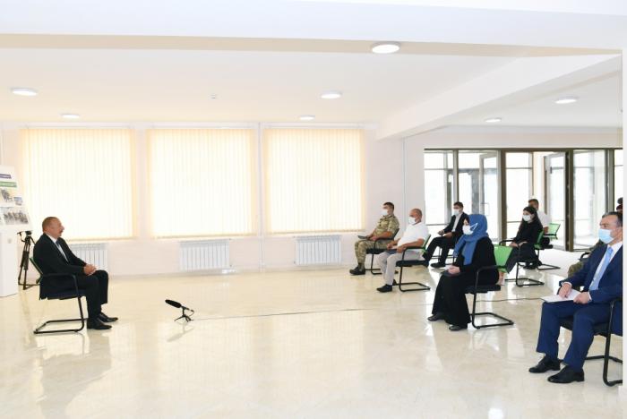 Ali Baş Komandan  döyüşlərin detallarını açıqladı