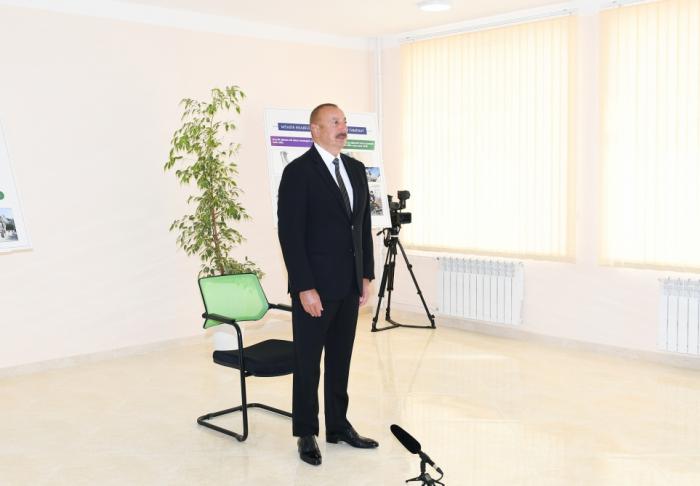 """""""Qərbi Zəngəzur dədə-baba torpağımızdır, ora qayıtmalıyıq"""" -    Prezident"""