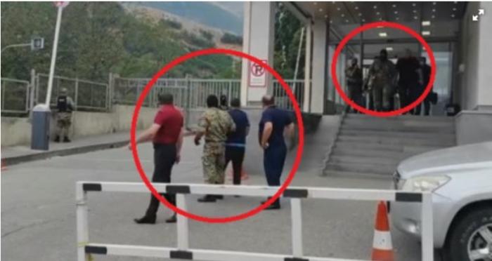 El Servicio de Seguridad Nacional de Armenia realiza una operación especial en la planta de cobre-molibdeno de Zangazur