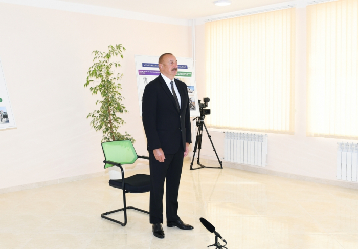 West Zangazur is the land of our ancestors, we must return there – Azerbaijani president