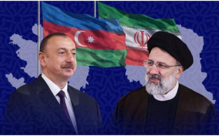 Iranischer Präsident gratuliert Präsident Aliyev zur Befreiung seiner Territorien