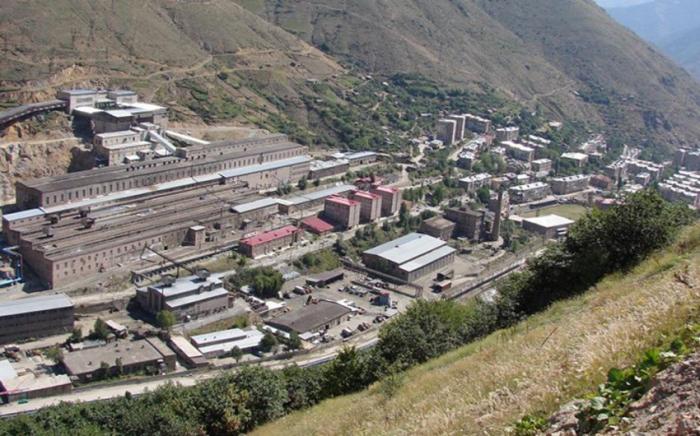 Molybdenum Plant polluting Azerbaijani rivers sealed