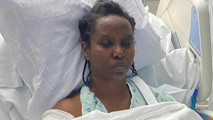 La viuda del presidente asesinado de Haití publica su primera foto desde el magnicidio