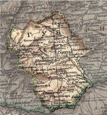 Ost- und West-Zangezur gehören zu Aserbaidschan:  Ein Blick in die Geschichte