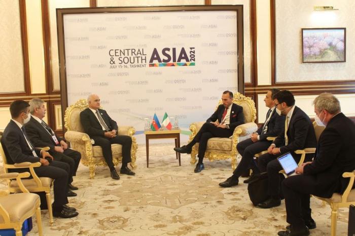 Aserbaidschan und Italien diskutieren Entwicklung der Zusammenarbeit