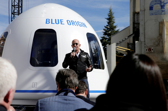 18-year-old to fly with Bezos on inaugural space tourism flight