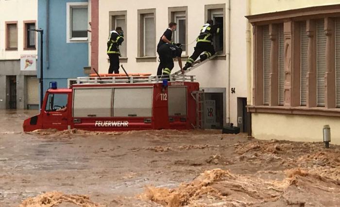 Unas inundaciones en Alemania causan al menos 80 muertos y decenas de desaparecidos
