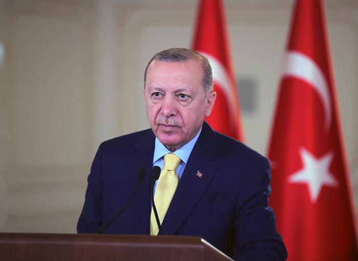Türkischer Präsident: Der Sieg Aserbaidschans im Zweiten Karabach-Krieg erregt die Aufmerksamkeit der ganzen Welt
