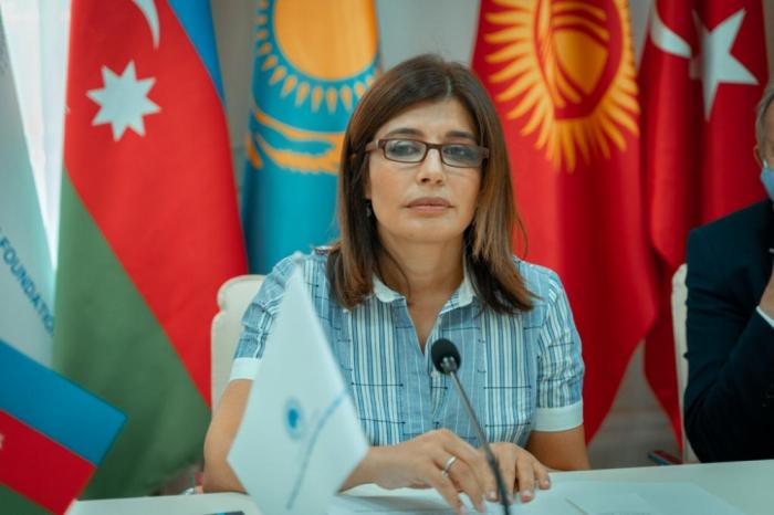 Gunay Afandiyeva interviewed by Italian analytical news portal