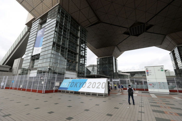 Two athletes in Tokyo Olympic village test positive for coronavirus