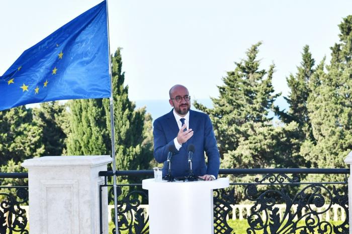 Charles Michel:   EU will Partnerschaft mit Aserbaidschan eigentlich strategischen Charakter geben