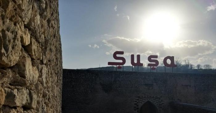 El canal de televisión Euronews emitió un reportaje sobre la ciudad de Shushá