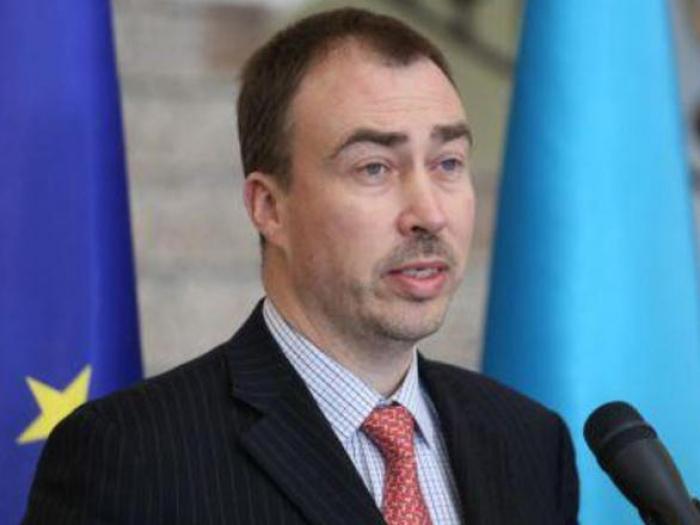 Europäische Union ist bereit, die Seiten in Grenzfragen zu unterstützen, sagt Toivo Klaar