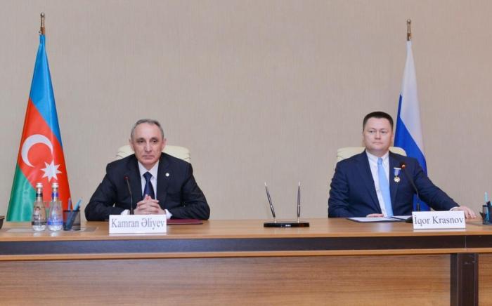 Telefongespräch zwischen Generalstaatsanwaltschaft Aserbaidschans und Russlands