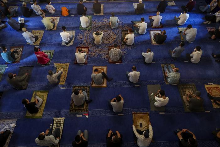 Muslims across world mark Eid al-Adha -  PHOTOS