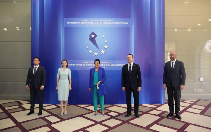 Georgia, Ukraine, Moldova sign MoU to bolster cooperation on path of EU integration