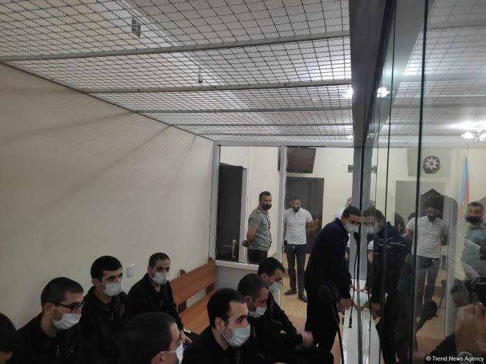 Aserbaidschanisches Gericht verkündet Urteil im Prozess gegen 13 armenische Terroristen –   AKTUALISIERT