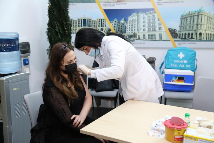 Fast 2 Mio. Menschen in Aserbaidschan vollständig gegen COVID-19 geimpft