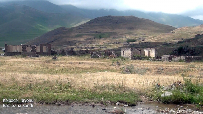 Azerbaijani MoD shares new   footage   from liberated Kalbajar