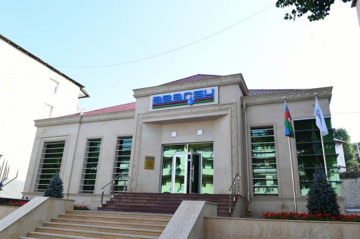 Rekonstruierte Wasserversorgungs- und Abwassersysteme in Daschkasan in Betrieb genommen