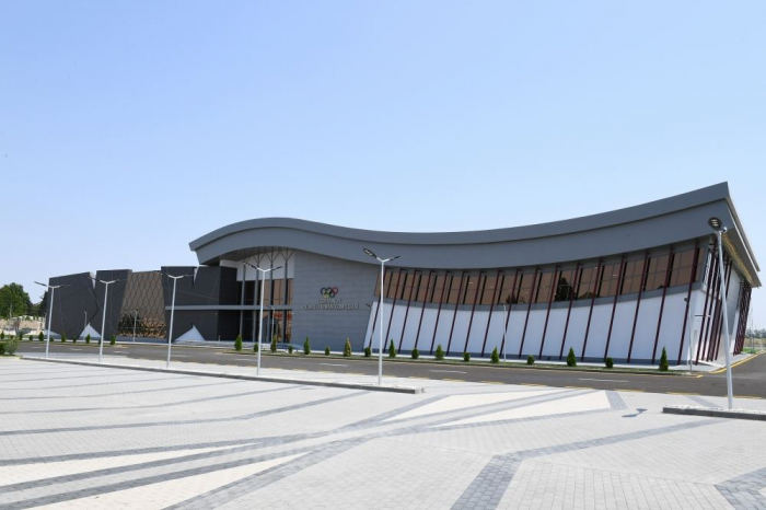 Olympic Sports Complex opened in Goranboy