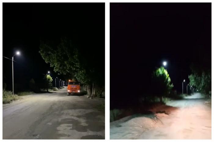 Comienza el suministro de electricidad a la ciudad de Kalbajar