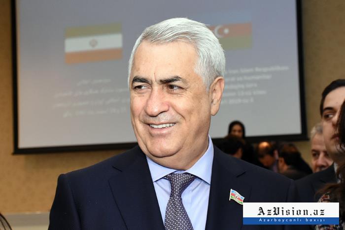 ألغام تعقد إنشاء البنية التحتية للسكك الحديدية في كاراباخ -   رئيس شركة السكك الحديدة الاذرببجانية