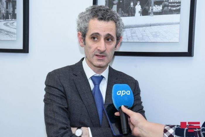 """Embajador:  """"la Agencia Francesa de Desarrollo está lista para duplicar las inversiones en Azerbaiyán"""""""