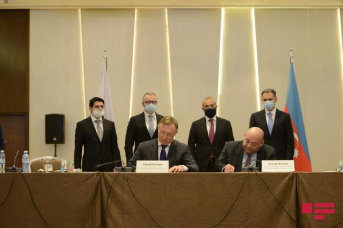 Azerbaiyán y Rusia establecen una empresa de arrendamiento conjunta