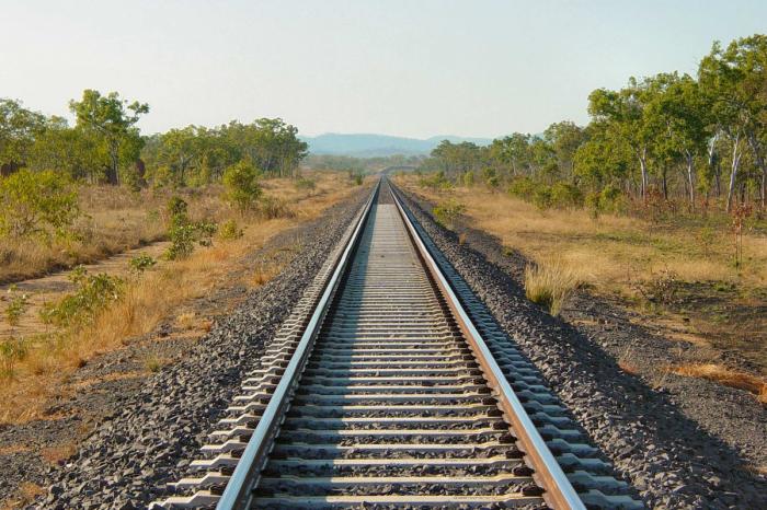 El ferrocarril está siendo diseñado en dirección a Shusha