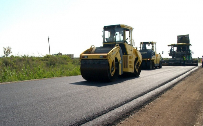 El presidente asigna fondos para la reparación de carreteras en Dashkesan