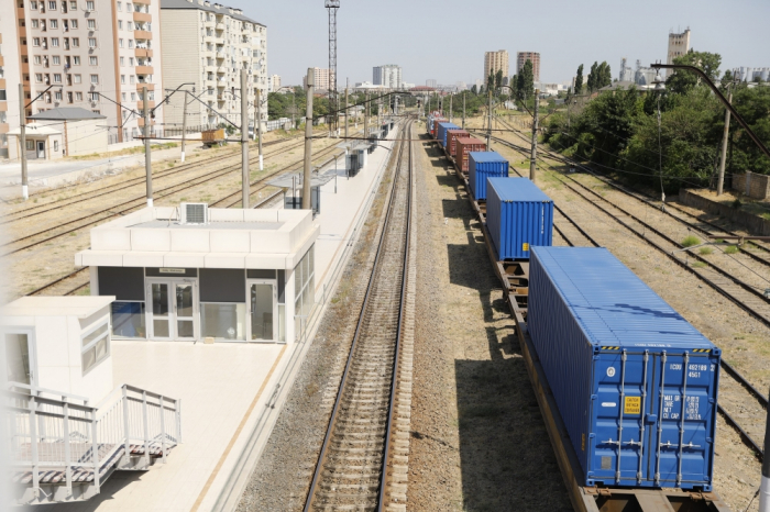 ADY Express increases volume of cargo transportation through Baku-Tbilisi-Kars railway