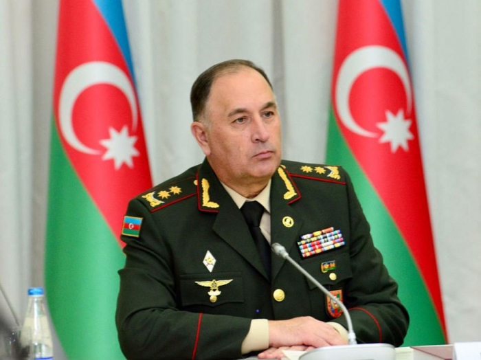 Azerbaijan appoints new Chief of General Staff of Army